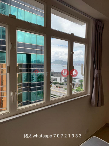 No Commission, 3 mins to mtr station 82-87 Connaught Road West   Western District Hong Kong   Rental, HK$ 18,200/ month