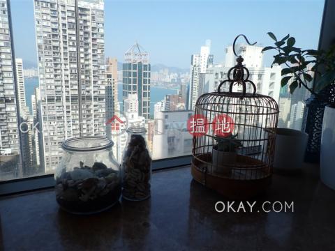 Elegant 2 bedroom on high floor   Rental Western DistrictWah Fai Court(Wah Fai Court)Rental Listings (OKAY-R1671)_0