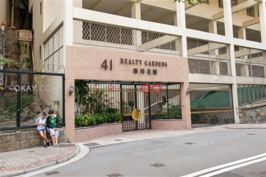 Efficient 3 bedroom with balcony | Rental 41 Conduit Road | Western District, Hong Kong, Rental, HK$ 57,000/ month
