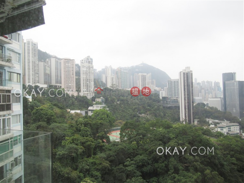 HK$ 58,000/ month Monticello, Eastern District, Charming 3 bedroom on high floor with balcony & parking | Rental