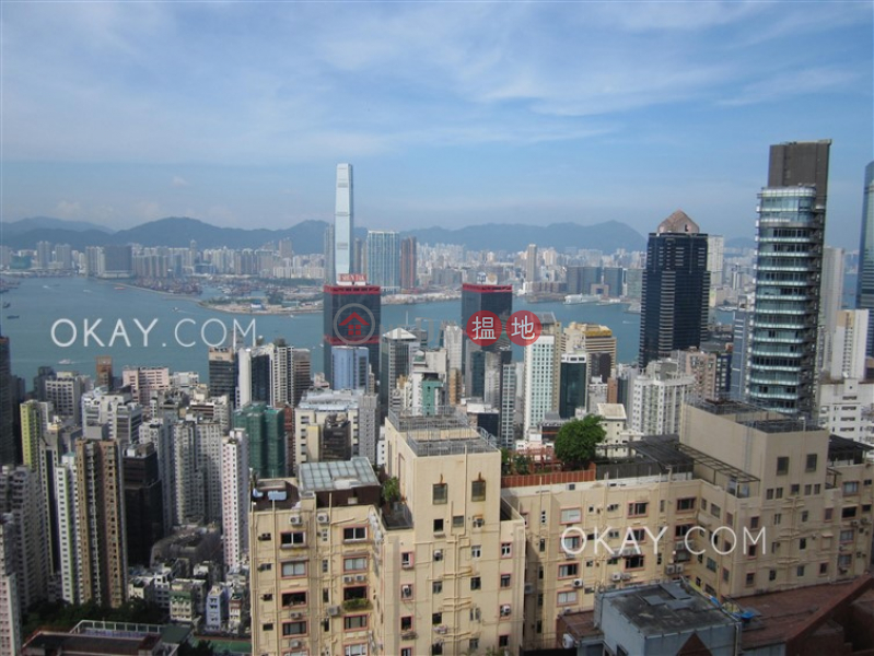 Unique 3 bed on high floor with harbour views & parking | Rental | Scenic Heights 富景花園 Rental Listings