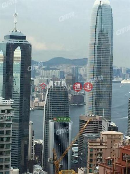 HK$ 2,450萬|承德山莊-中區豪宅地段,品味裝修,高層海景,有匙即睇《承德山莊買賣盤》