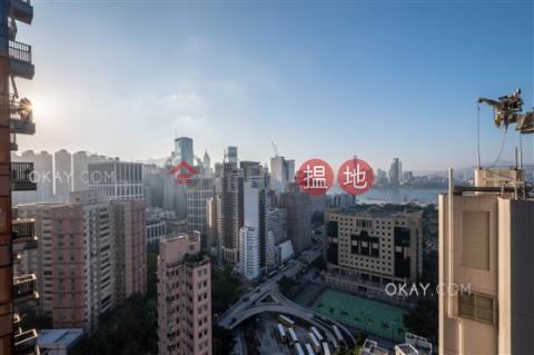 Rare 1 bedroom on high floor | For Sale|Wan Chai DistrictThe Warren(The Warren)Sales Listings (OKAY-S130279)_0