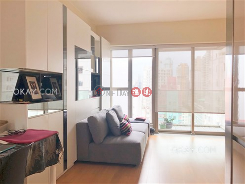 Popular 2 bedroom with balcony | Rental, The Nova 星鑽 Rental Listings | Western District (OKAY-R293028)