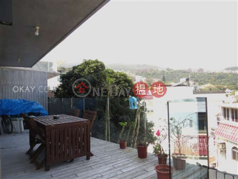Unique house with sea views, rooftop & terrace | For Sale|Siu Hang Hau Village House(Siu Hang Hau Village House)Sales Listings (OKAY-S294245)_0