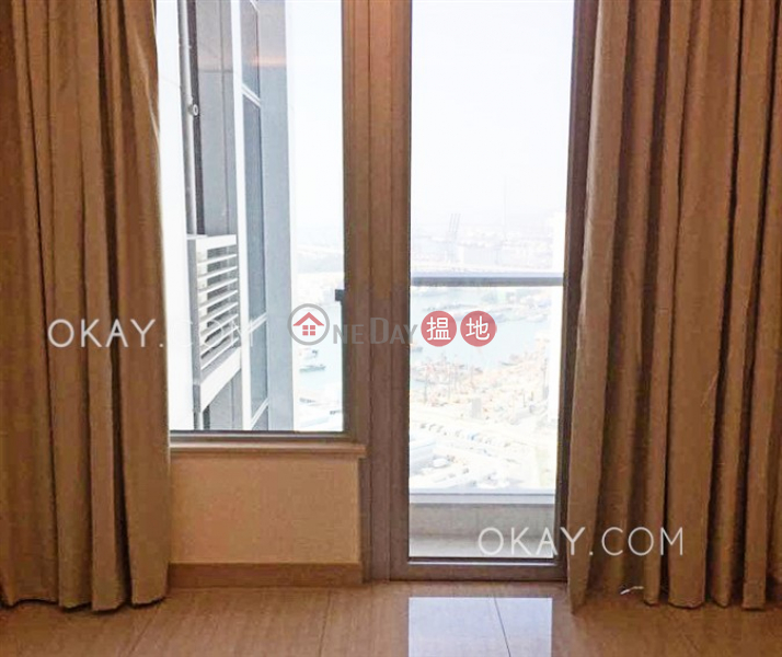 Property Search Hong Kong | OneDay | Residential Rental Listings | Rare 1 bedroom on high floor with sea views & balcony | Rental