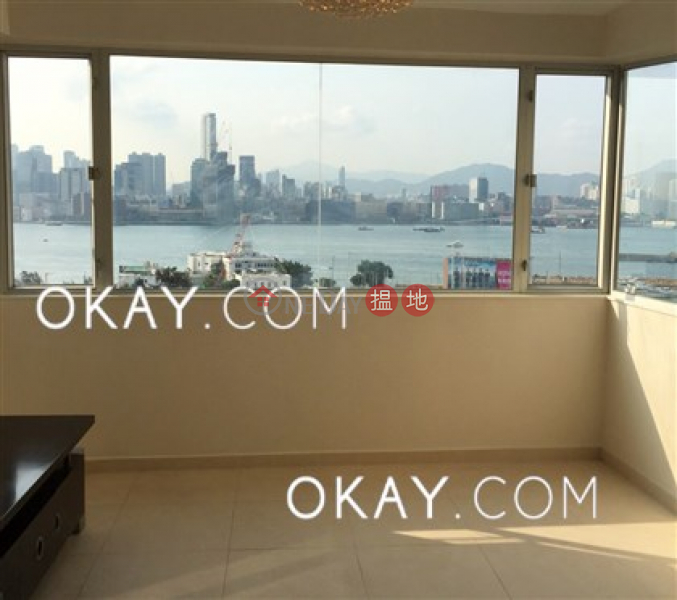 HK$ 18M Hoi Deen Court, Wan Chai District | Lovely 2 bedroom with sea views | For Sale