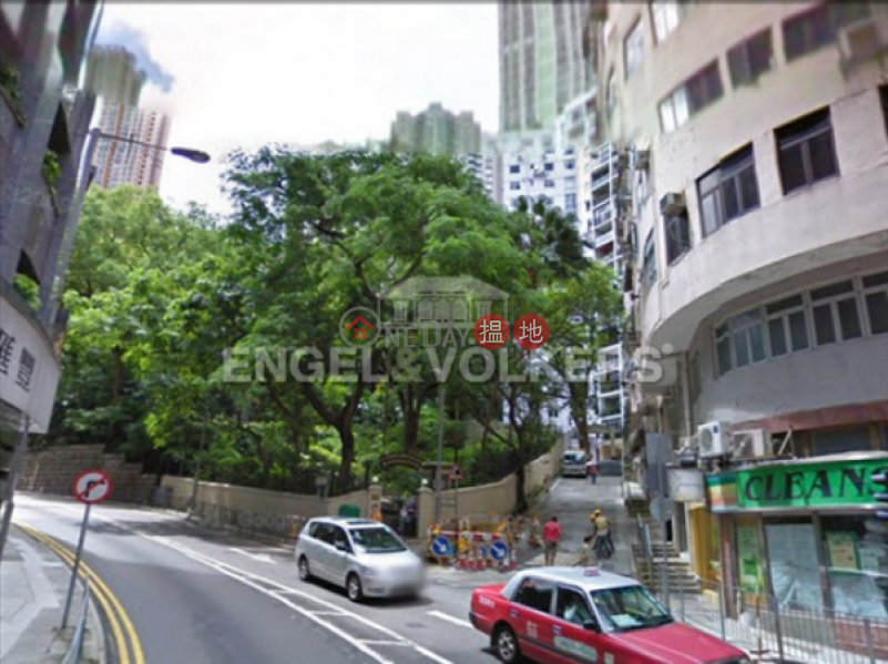 1 Bed Flat for Rent in Mid Levels West, 1 Babington Path | Western District | Hong Kong, Rental, HK$ 18,500/ month