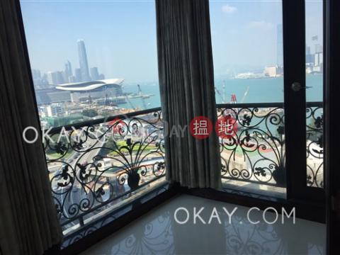 Unique studio on high floor | Rental|Wan Chai DistrictHoi Deen Court(Hoi Deen Court)Rental Listings (OKAY-R297081)_0