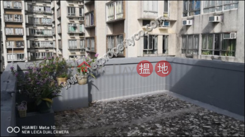 Good Value Apartment w/Rooftop|觀塘區得寶花園(Tak Bo Garden)出售樓盤 (A058900)_0