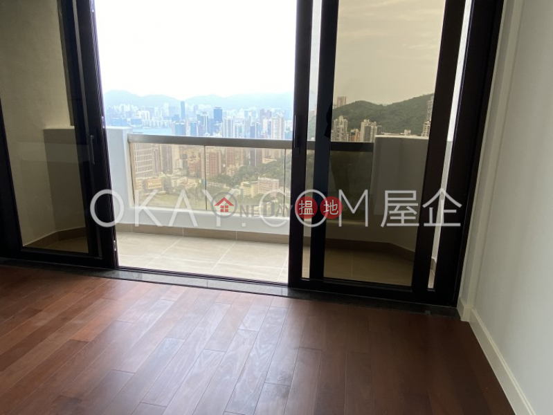 HK$ 135,000/ month, Broadwood Park | Wan Chai District Luxurious 3 bed on high floor with harbour views | Rental