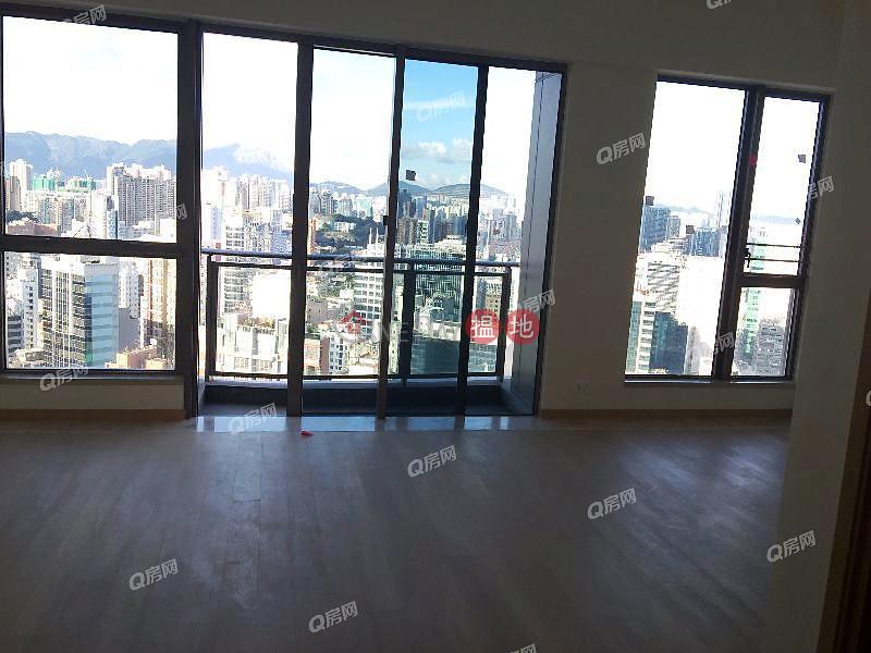 名牌發展商,鄰近地鐵,廳大房大《Grand Austin 1A座租盤》-9柯士甸道西 | 油尖旺香港|出租-HK$ 65,000/ 月