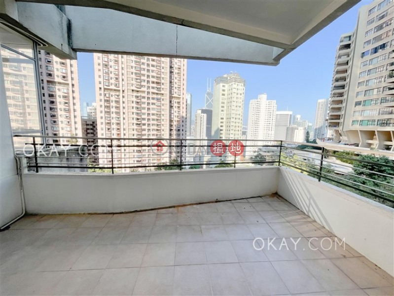 Property Search Hong Kong   OneDay   Residential   Rental Listings   Stylish 4 bedroom on high floor with rooftop & balcony   Rental