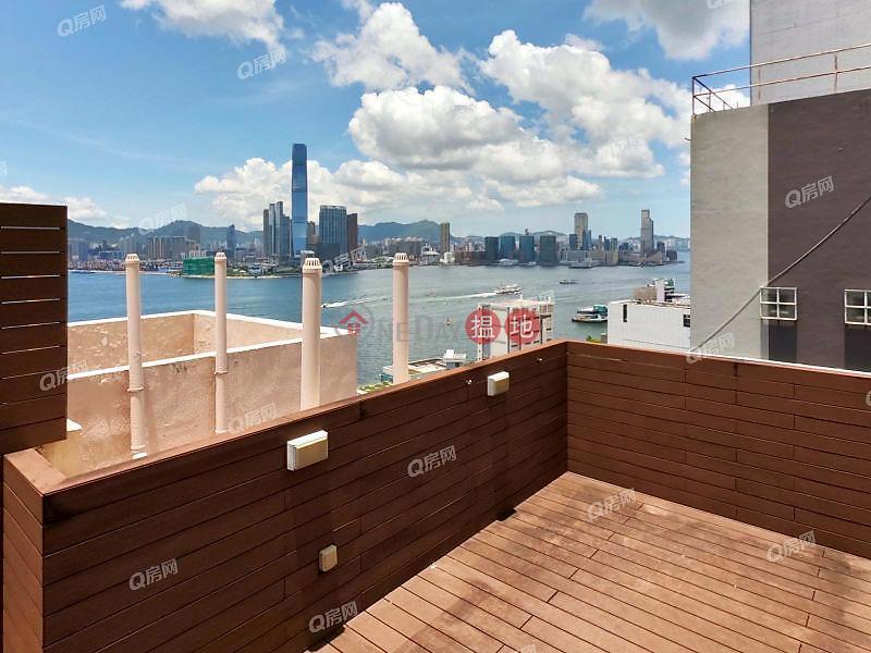 全海景,無敵景觀,交通方便,市場罕有,特色單位海景大廈買賣盤82-87干諾道西   西區 香港 出售-HK$ 638萬