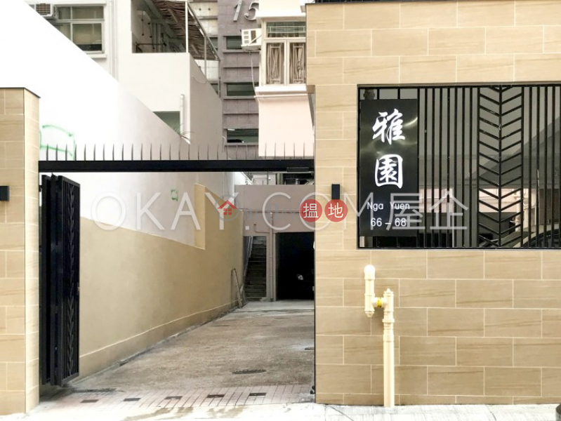 Lovely 2 bedroom on high floor with terrace | Rental 66-68 Village Road | Wan Chai District | Hong Kong Rental, HK$ 52,000/ month