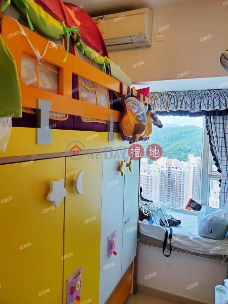 開揚遠景,實用三房,地鐵上蓋《都會駅 2期 城中駅 7座租盤》--彩明街 | 西貢|香港|出租-HK$ 24,000/ 月