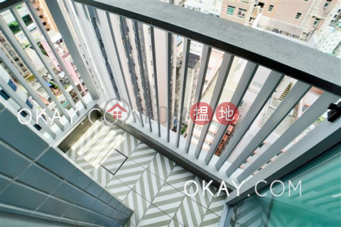 Intimate 1 bedroom with balcony | Rental|Western DistrictArtisan House(Artisan House)Rental Listings (OKAY-R350874)_0