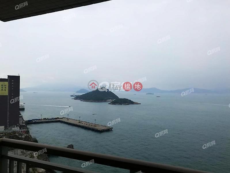 HK$ 36,000/ 月泓都-西區|無敵全海景,地標名廈,鄰近地鐵,名牌校網,市場罕有《泓都租盤》