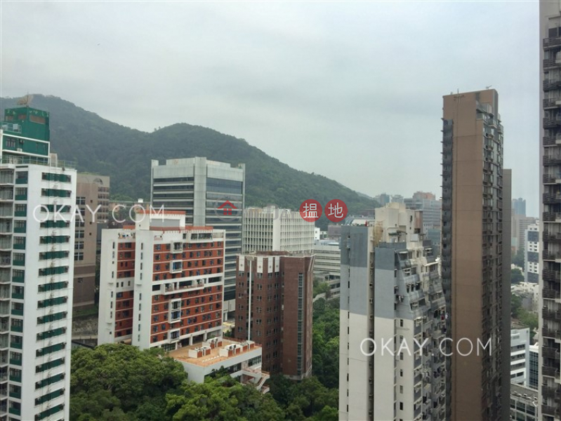 Popular 1 bedroom on high floor with balcony | For Sale, 38 Western Street | Western District Hong Kong | Sales HK$ 10.28M