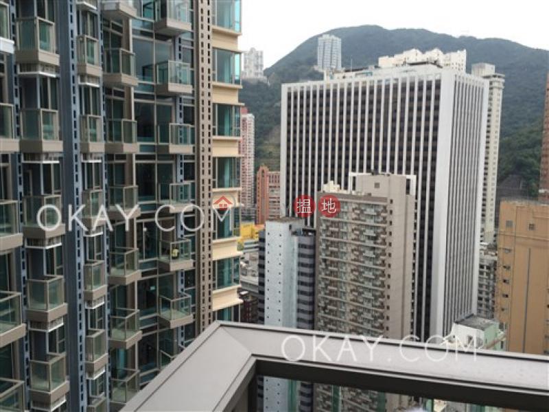 2房1廁,極高層,露台囍匯 2座出租單位 200皇后大道東   灣仔區 香港 出租-HK$ 30,000/ 月