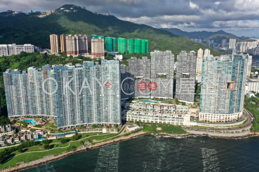 HK$ 62,000/ month   Phase 6 Residence Bel-Air Southern District Gorgeous 3 bedroom on high floor with balcony & parking   Rental