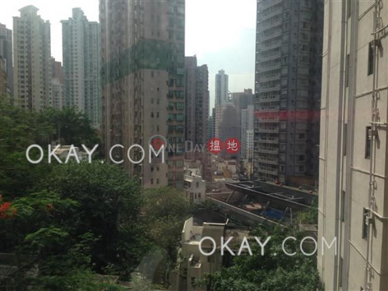 2房1廁,星級會所,露台尚賢居出租單位-72士丹頓街 | 中區-香港|出租-HK$ 28,000/ 月