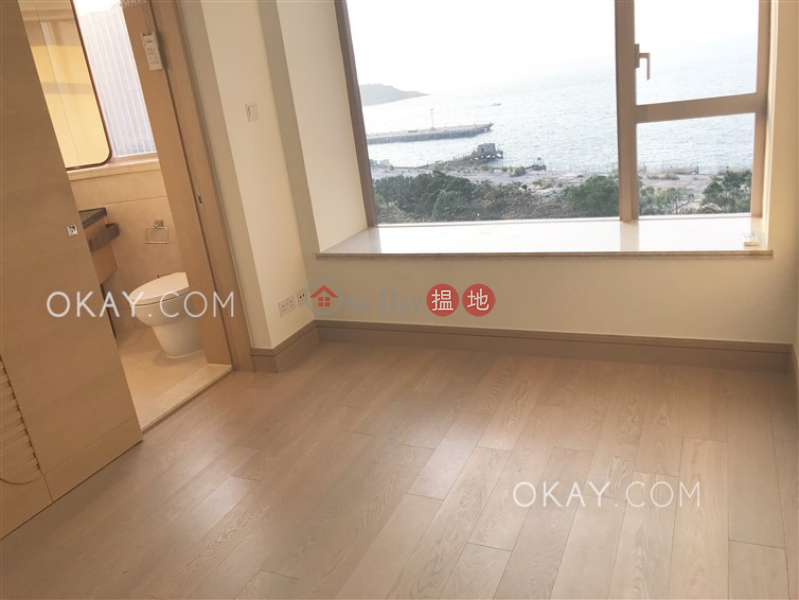 HK$ 58,000/ month Cadogan | Western District | Rare 3 bedroom with sea views & balcony | Rental