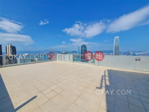 Gorgeous 3 bedroom on high floor with rooftop | Rental|The Grand Panorama(The Grand Panorama)Rental Listings (OKAY-R84263)_0