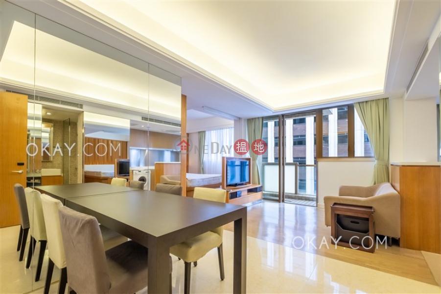 Charming high floor with balcony | Rental | GardenEast 皇后大道東222號 Rental Listings