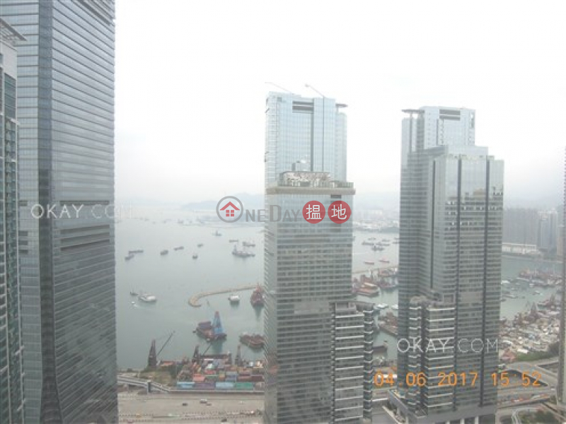 HK$ 55M The Arch Sky Tower (Tower 1) Yau Tsim Mong Rare 3 bedroom on high floor with balcony | For Sale