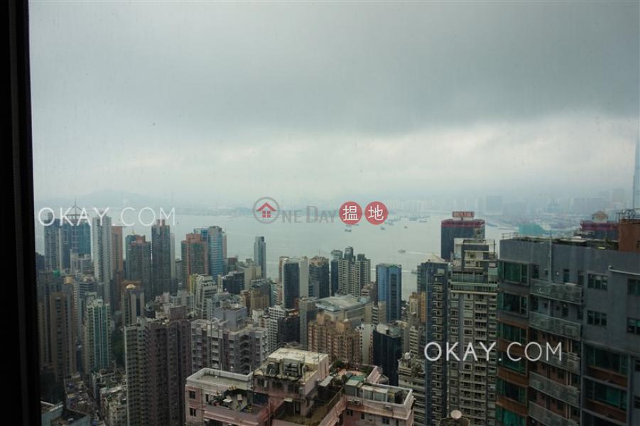 2房1廁,極高層,星級會所,露台《殷然出租單位》|100堅道 | 西區|香港出租HK$ 39,000/ 月