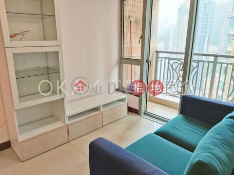 Practical 2 bedroom on high floor with balcony | Rental|The Merton(The Merton)Rental Listings (OKAY-R49504)_0