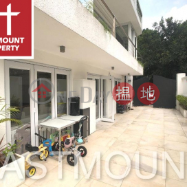 Clearwater Bay Village House | Property For Sale in Leung Fai Tin 兩塊田-Duplex with big patio | Property ID:1676