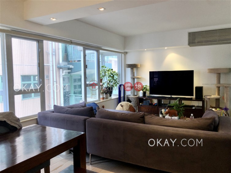 2房2廁,極高層金寧大廈出售單位13-15般咸道   西區 香港 出售-HK$ 2,390萬