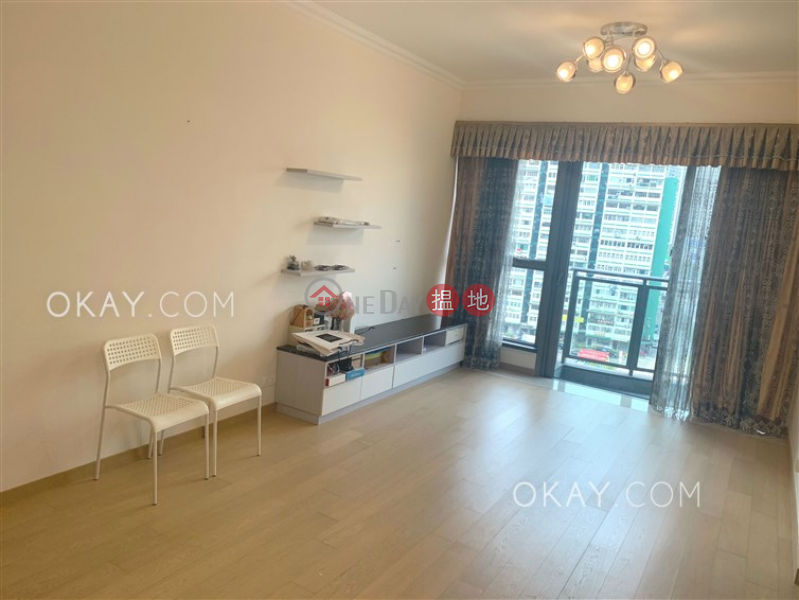 香港搵樓|租樓|二手盤|買樓| 搵地 | 住宅-出售樓盤-3房2廁,極高層,星級會所,露台《The Austin出售單位》