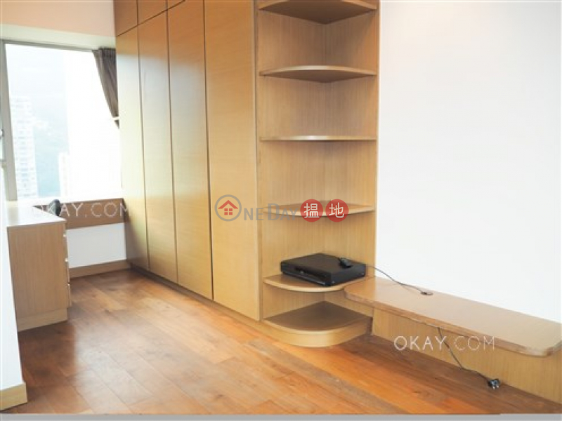 HK$ 25M | York Place | Wan Chai District | Unique 2 bedroom on high floor with balcony | For Sale