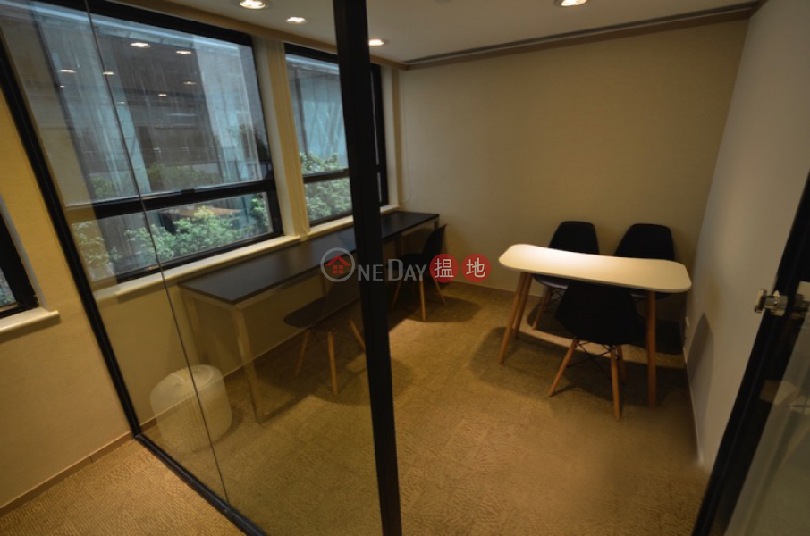 CWB Private Office@ Co Work Mau I (3-4 ppl) $12,000/month 8 Hysan Avenue | Wan Chai District Hong Kong | Rental HK$ 12,000/ month