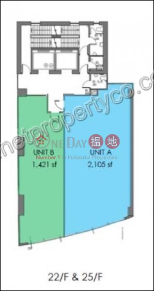 Office for Rent - Sheung Wan