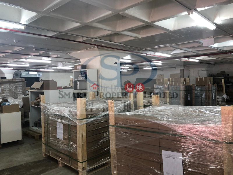 Extra large freight elevator, Kwai Shun Industrial Centre 葵順工業中心 Rental Listings | Kwai Tsing District (JESSI-9849634122)