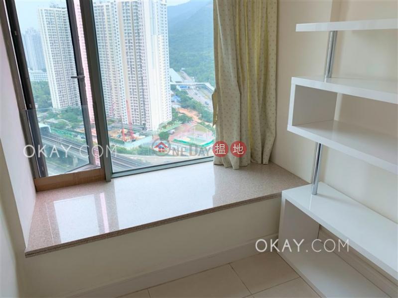 Elegant 3 bed on high floor with sea views & balcony | Rental 1 Yuk Tai Street | Ma On Shan, Hong Kong Rental | HK$ 28,000/ month