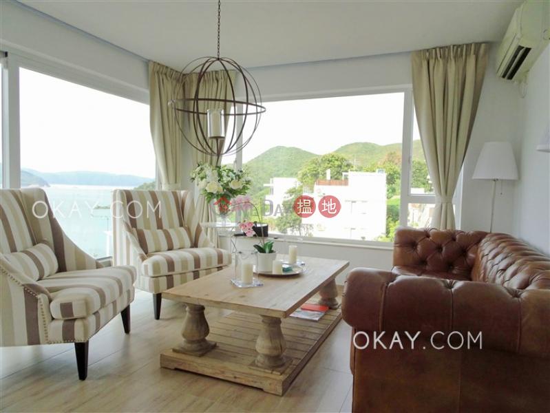 香港搵樓|租樓|二手盤|買樓| 搵地 | 住宅-出租樓盤4房3廁,海景,連車位,露台《小坑口村屋出租單位》