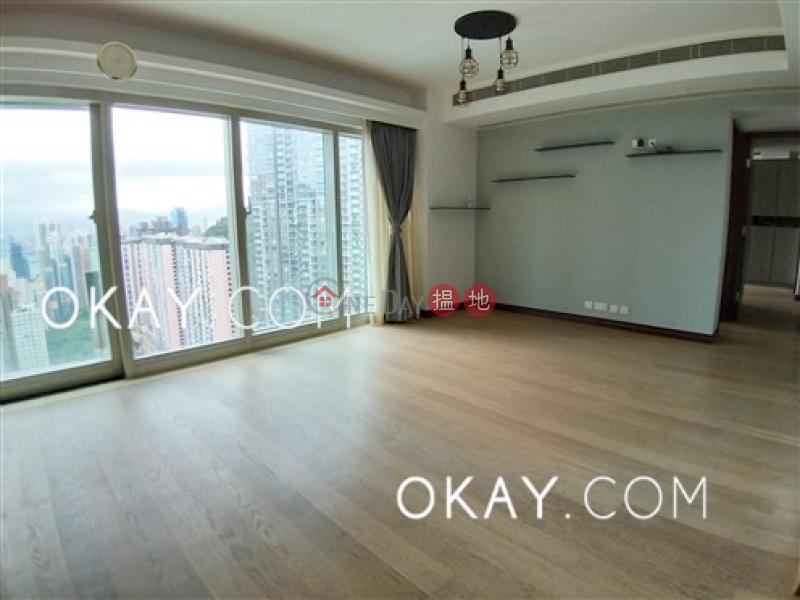 Beautiful 4 bed on high floor with balcony & parking   Rental 23 Tai Hang Drive   Wan Chai District, Hong Kong, Rental, HK$ 76,000/ month