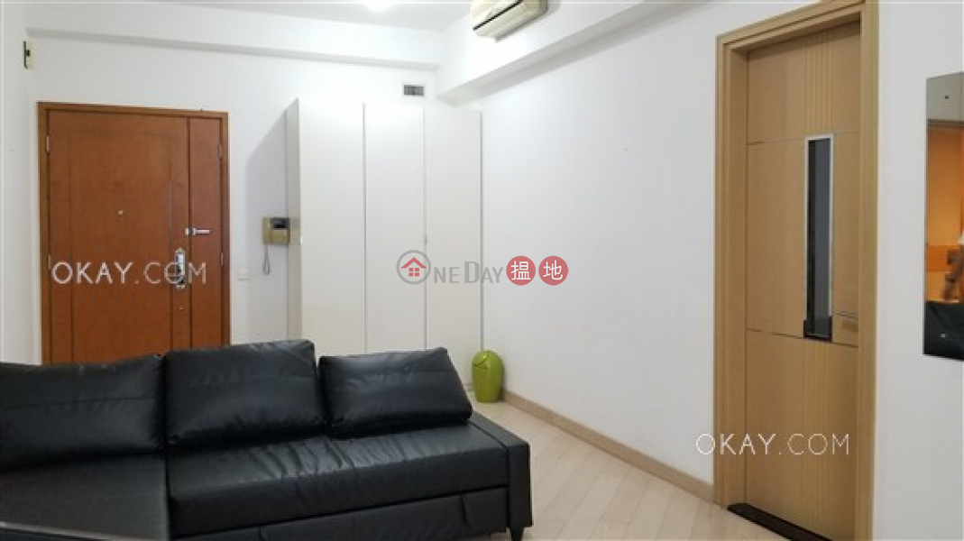 Nicely kept 1 bedroom with harbour views | Rental | The Masterpiece 名鑄 Rental Listings