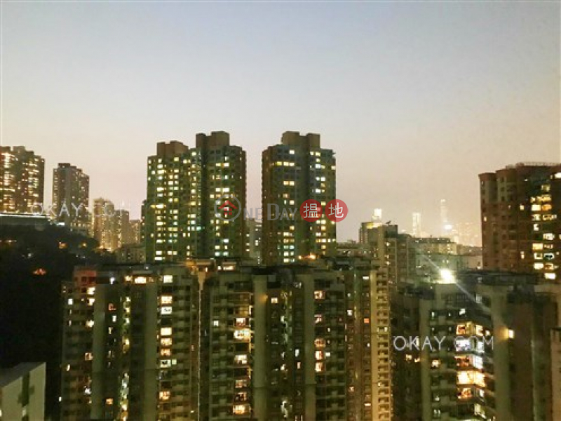 Gorgeous 3 bedroom on high floor with balcony | For Sale | 1 Kai Yuen Street | Eastern District, Hong Kong | Sales | HK$ 32M