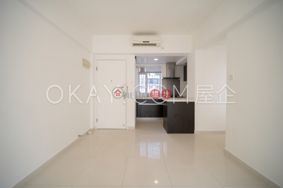 HK$ 36,000/ month | Po Wing Building Wan Chai District Popular 2 bedroom on high floor with terrace | Rental