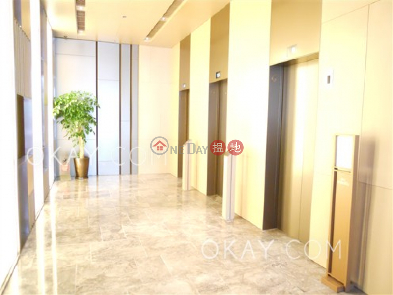 Property Search Hong Kong | OneDay | Residential, Rental Listings | Tasteful 3 bed on high floor with sea views & balcony | Rental
