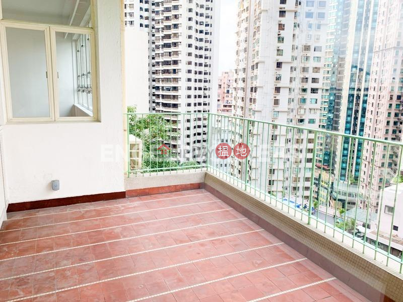 HK$ 85,000/ month Panorama Western District, 3 Bedroom Family Flat for Rent in Mid Levels West
