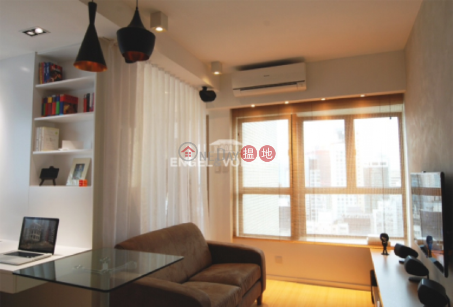 1 Bed Flat for Sale in Soho, Bellevue Place 御林豪庭 Sales Listings | Central District (EVHK43359)