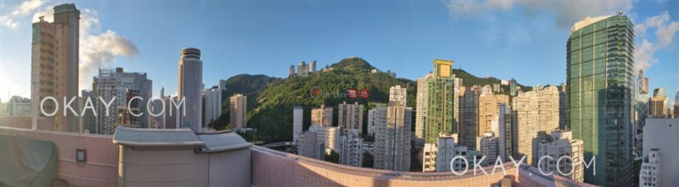 Unique 2 bedroom on high floor with rooftop | For Sale | Li Chit Garden 李節花園 Sales Listings