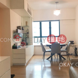 Lovely 2 bedroom on high floor with parking | For Sale